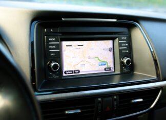 GPS-sändare till bil