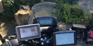 GPS till MC för enklare och säkrare körning