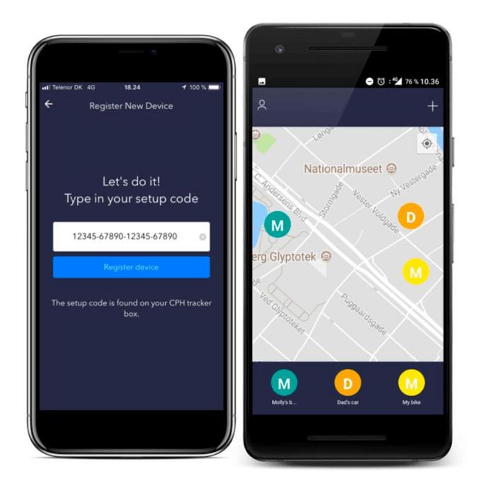 Håll reda på dina prylar med en GPS-tracker